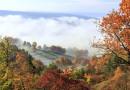 Fotografieren im Herbst: Vom Berg ins Tal