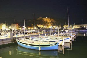 Cassis in der Provence